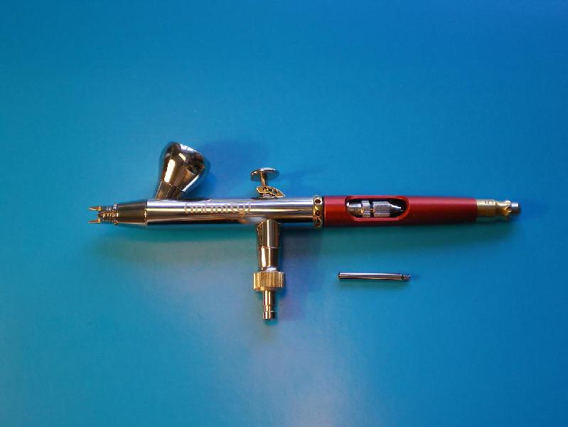 Festékszóró pisztolyok - 3. rész: Néhány típus részletezése
