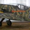 """""""Freunde"""" – Messerschmitt Bf 109 F-2"""