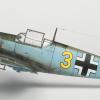 Messerschmitt Bf-109 E-1