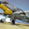 Messerschmitt Bf 109 G-6 – Adolf Dickfeld