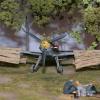 """""""Sitzkrieg"""" – Bf 109 E-4"""